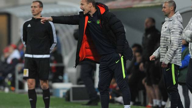 Jiří Jarošík se stal novým trenérem Ústí nad Labem.