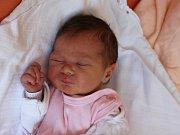 Michaela Krobová se narodila 13.9. (7.10) Michaele Krobové. Měřila 51 cm, vážila 3,01 kg.