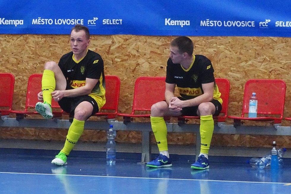 Martin Macháček a Martin Gajdoš, Rapid Ústí nad Labem
