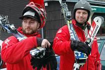 Lyžaři k Mikulovu v zimě patří. Bouřňák, jako tradiční krušnohorská destinace, i během této sezony čeká jejich nápor.