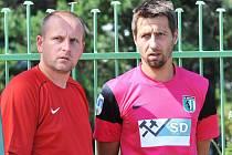 Aleš Pikl (vpravo)