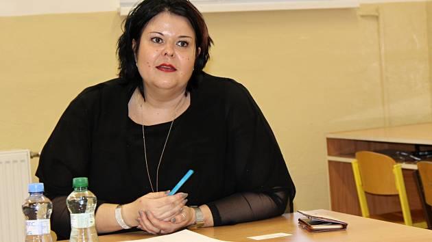 Poslankyně Eva Fialová