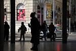 Policie vyšetřuje přepadení banky v centru Ústí