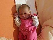 Anetka Urbanová se narodila 6.12. (15.21) Michaele Kasardové. Měřila 50 cm, vážila 3,25 kg.