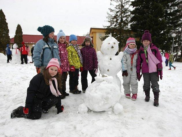 Před rokem akce proběhla mezi 13 školami části severomoravské metropole Ostrava Město, účastníky byli i žáci ZŠ Stará - Bělá.