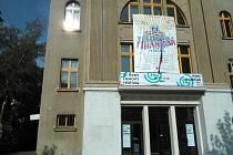 Budova bývalého kina Hraničář.