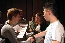 Talent 2010 - soutěž v tvořivosti a seberealizaci studentů se uskutečnila v Národním domě.