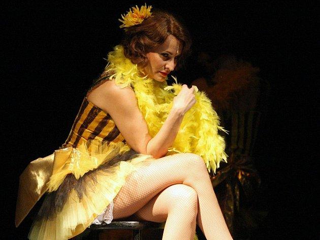 Monika Absolonová jako Funny girl.