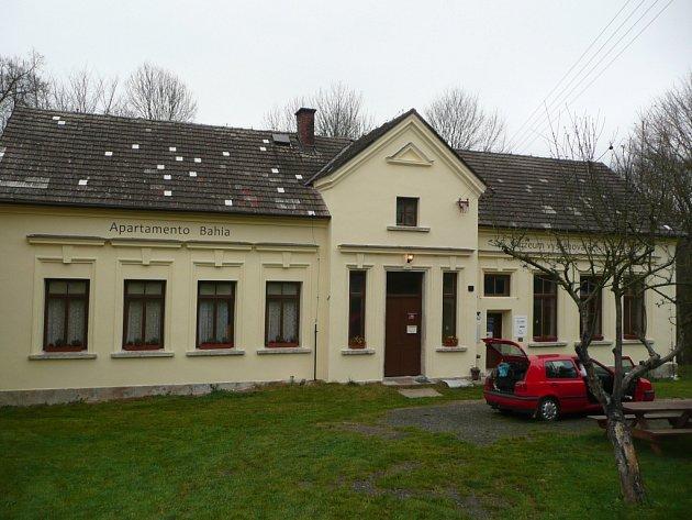 Objekt Krajanského muzea vystěhovalectví do Brazílie vNáhlově.