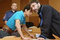 Krajský soud v Ústí nad Labem začal rozplétat přepadení seniorů na přelomu let 2015 a 2016.