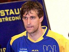 Kapitán ústeckých volejbalistů Milan Bican už si letos kvůli zranění nezahraje.