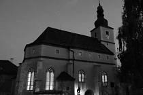 Kostel svatého Floriána v Krásném Březně