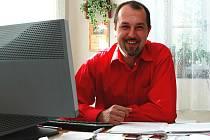 Starosta Zubrnic Tomáš Pernekr.