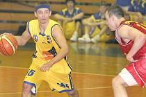 Rozehrávač Aleš Jiráň se už v dresu Ústí neobjeví. Přestoupil totiž do konkurenčního Chomutova.