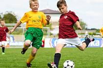 Mladí fotbalisté věkové kategorie U11 se o víkendu střetnou v Ústí.