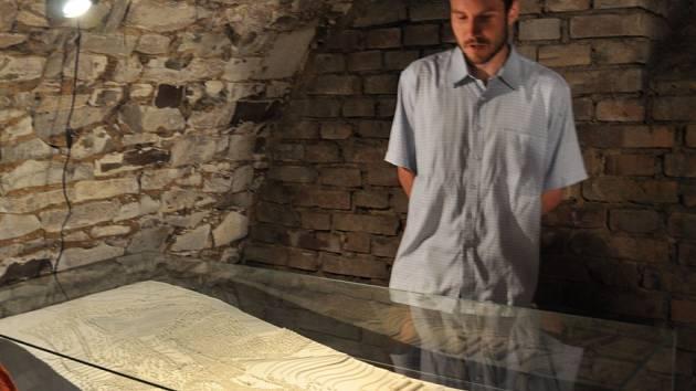 Autorem studie věnované možnosti vybudování Sadu smíření je mladý litoměřický architekt Filip Landa.