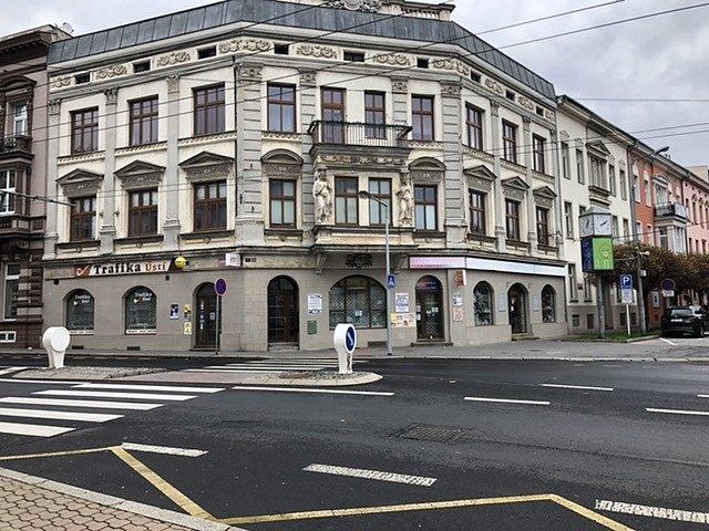 Co je nového v Ústí nad Labem: Od Západního nádraží na Lidické náměstí.