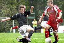 Fotbalisté Neštěmic porazili Libouchec 2:1.