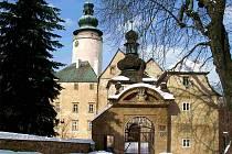 Mezinárodní naučná stezka nás zavede mimo jiná krásná přírodní místa také k zámku Lemberk.
