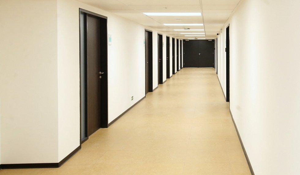 Přírodovědná fakulta ústecké univerzity se dočkala nové budovy