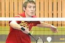 Badmintonisté ústecké Chemičky se budou i v následující sezoně spoléhat na výkony své opory Jakuba Vitvery.