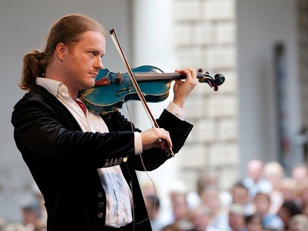 Na Smětoanově Litomišli vznikl také záznam koncertu Pavla Šporcla Gipsy Way pro DVD.