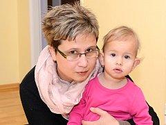 Svůj pocit štěstí Miroslava Rosenkrancová přetavila do psaní knihy o malé Viktorce.