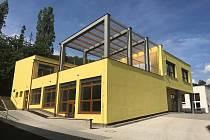 Centrum biologických a environmentálních oborů (CBEO) v areálu přírodovědecké fakulty v ulici Za Válcovnou v Ústí.