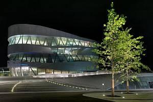 Muzeum Mercedes Benz
