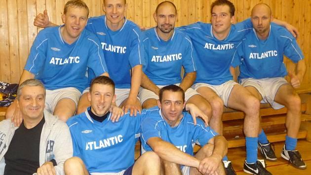 Vítězové turnaje - Atlantic team.
