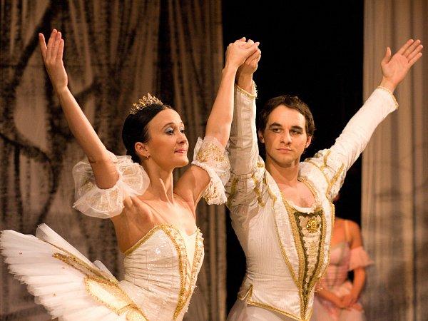 Margarita Pleškova tančí úžasnou Umírající labuť. Krása, velký zážitek během pár minut. Naprostá klasika.