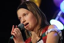 Pěvecká soutěž s názvem Little star se v Litoměřicích poprvé konala v roce 2012. Snímek je z loňského ročníku.