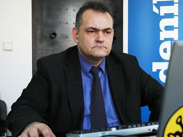 Ředitelem Městské policie v Ústí nad Labem je Pavel Bakule.