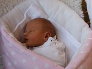 Adélka Juklová se narodila v ústecké porodnici 13. 3. 2017 (8.50) Lucii Juklové. Měřila 46 cm, vážila 2,12 kg.