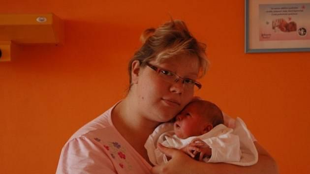 Marie Hajná s dcerou Zuzanou (18.8.2008)