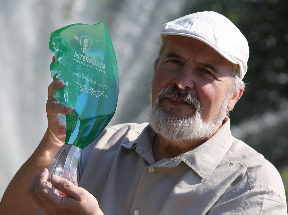Cena pro vítěze Interporty 2018.