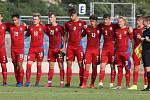 Finále Memoriálu Václava Ježka 2019, Česko U18 - Ukrajina U18