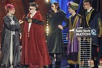 ¨Tak se Koblížci vystrojili na přebírání ceny ve Státní opeře Praha!