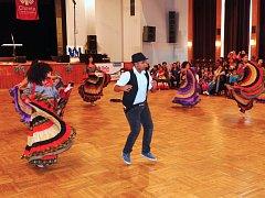 Osmý ročník romského festivalu Rotahufest proběhl v sobotu v ústeckém Domě kultury.