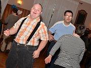 U Kastnerů tančili i vozíčkáři.