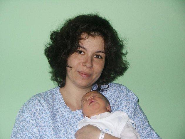 Martina Novotná s dcerou Martinou (12.1.2009)