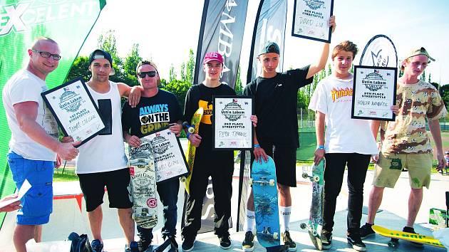 Skate Contest 2017