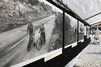 Výstava na Mírovém náměstí