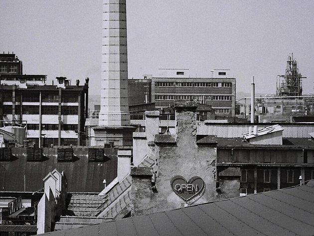 Láska k průmyslu.