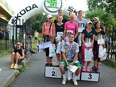 Druhý ročník běžeckého závodu Trmická desítka.