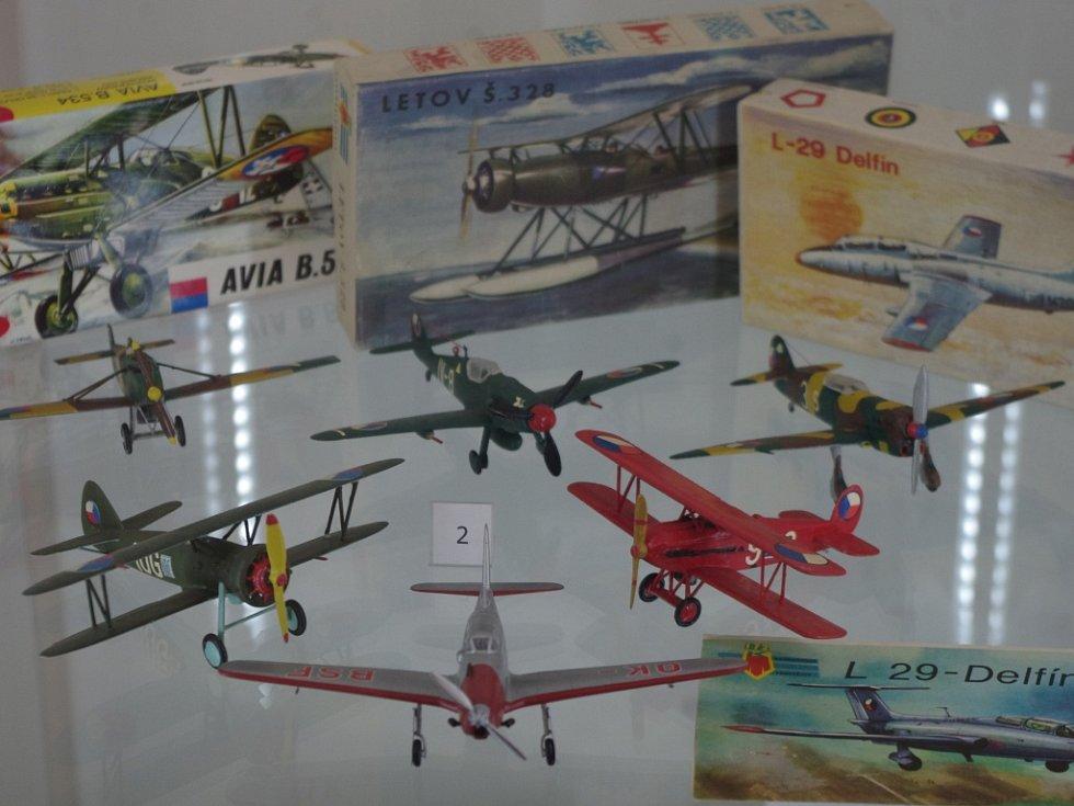 Modelářskou soutěž Memoriál Jaroslava Urbance hostilo i ústecké muzeum. To uspořádalo i výstavu plastikových modelů členů klubu z celého Ústeckého kraje.