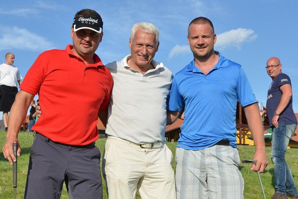 Dvanáctý ročník Ústeckého poháru v golfu.