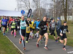 Ústecká VitaSport desítka se konala v sobotu na cyklostezce u fotbalového hřiště TJ Svádov-Olšinky.