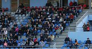 Fotbalové utkání mezi Armou Ústí a Znojmem