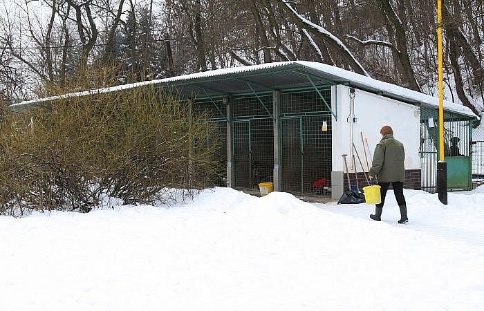 Centrum pro zvířata na Severní Terase